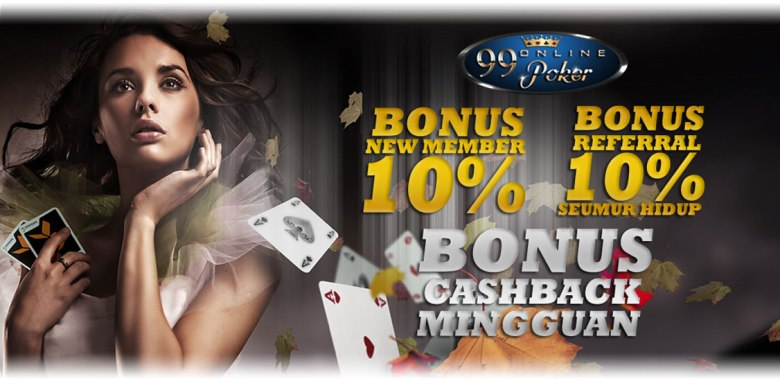 Bandar Domino Poker Online Indonesia Banyak Bonus