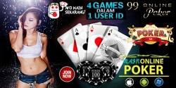 Bandar Live Poker Indonesia 2017