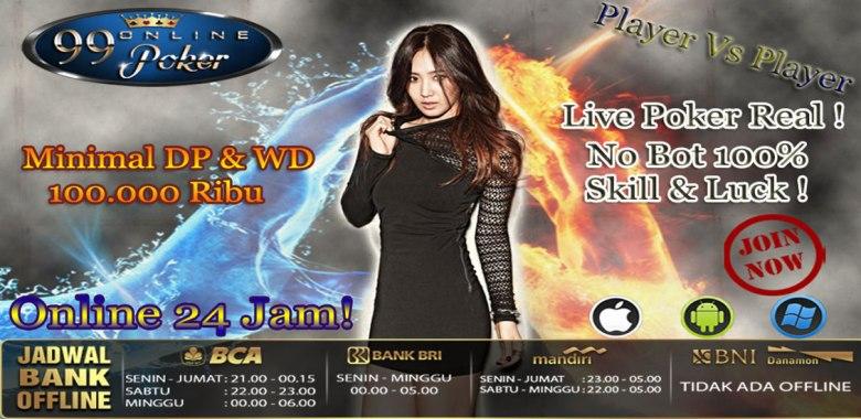 Memilih Bandar Live Poker Teraman Se Indonesia