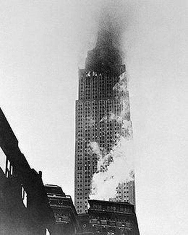 Empire State Building Crash