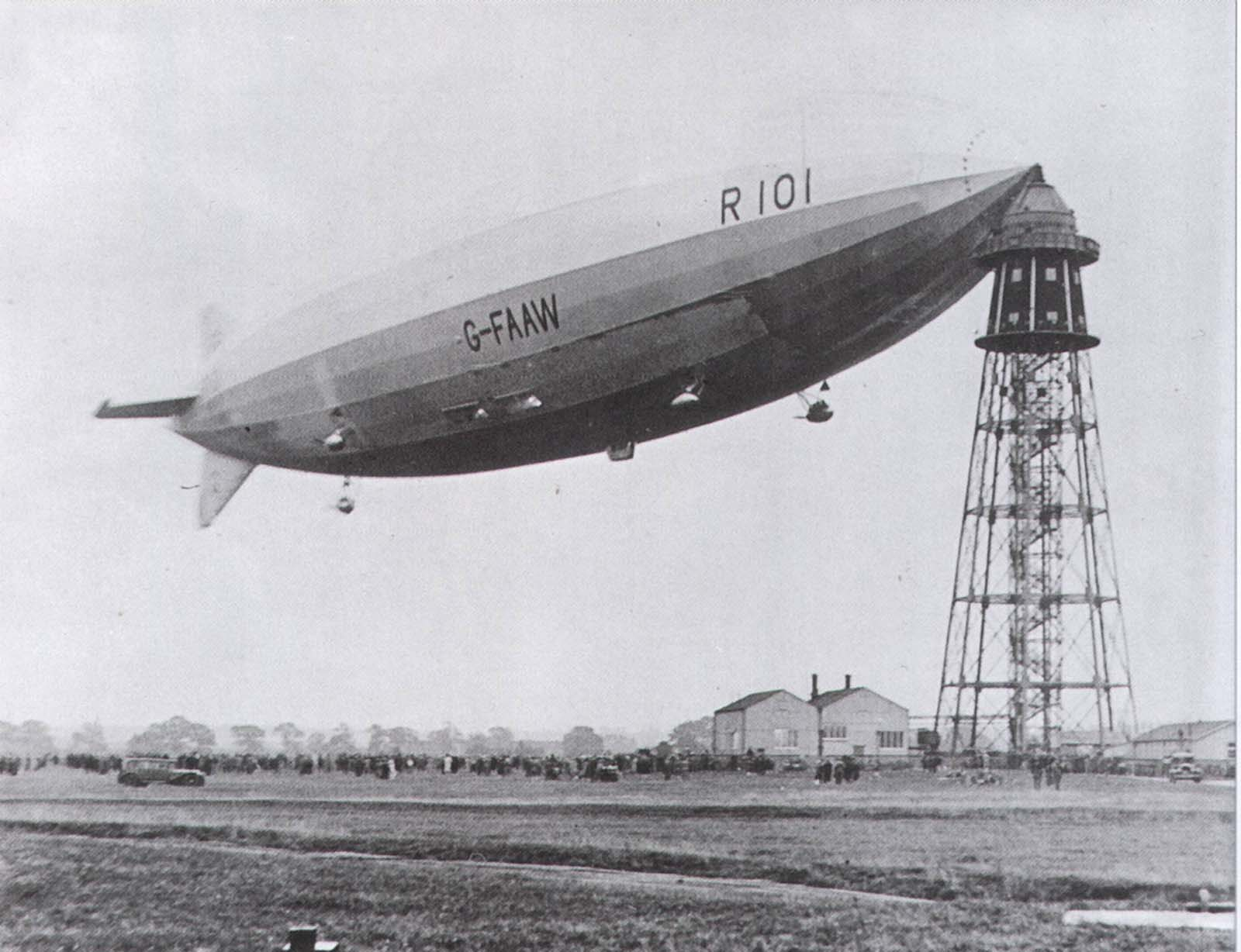 Airships And The Future That Never Was 99 Invisible
