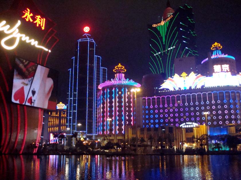 Berburu Wisata Casino di Macau