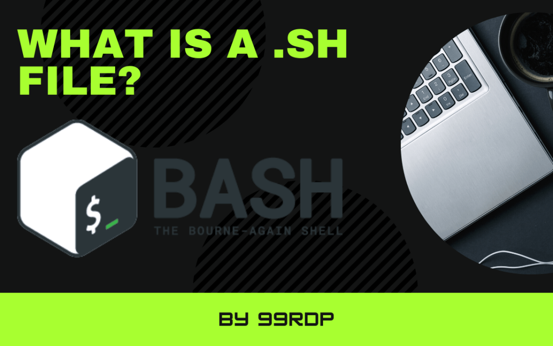 What is a .SH file?