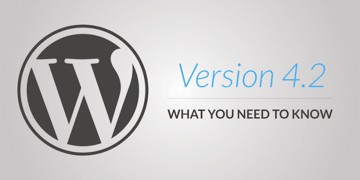 What to Expect from WordPress 4.2