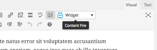 content-fire-visual-editor