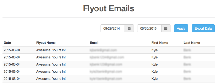 flyout-fire-emails