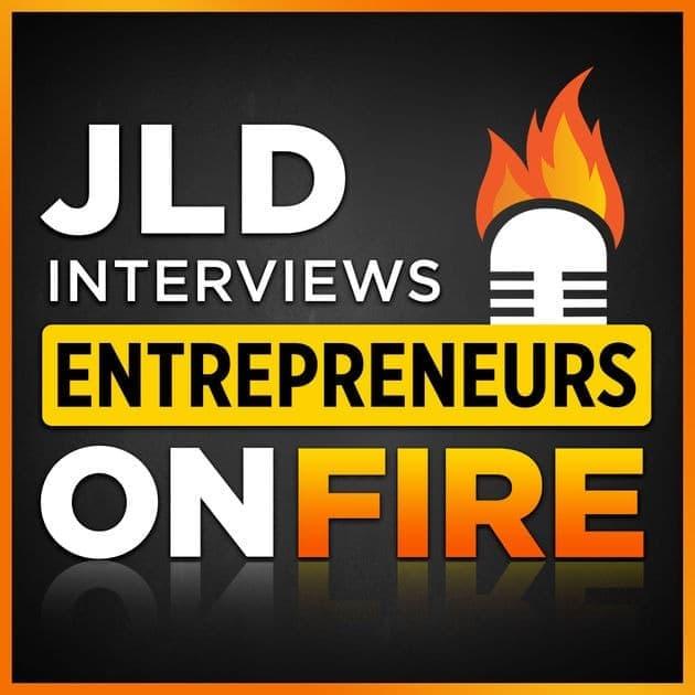 Entrepreneurs On Fire Podcast - Best Podcasts for Entrepreneurs
