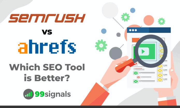 SEMrush vs Ahrefs: quale strumento SEO è meglio?