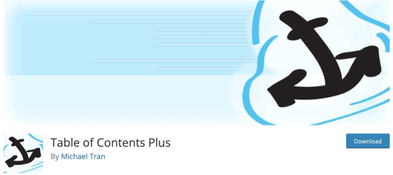 Sommario Plus - Plugin SEO per WordPress