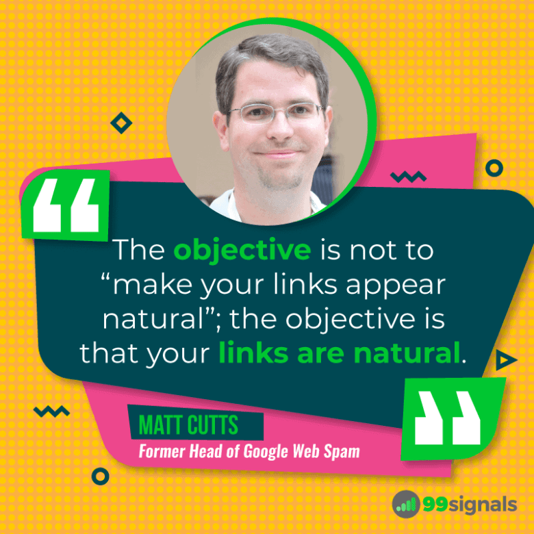 Matt Cutts su Natural Link Building