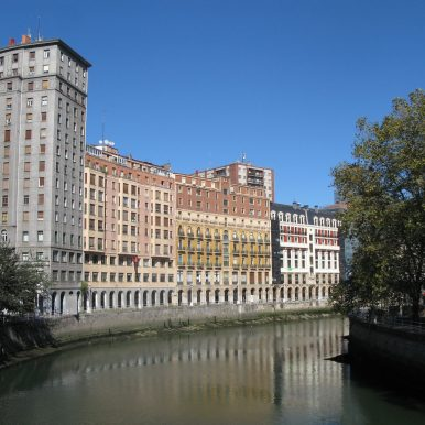 riverside buildings