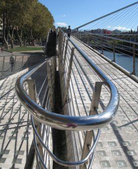 railing curves