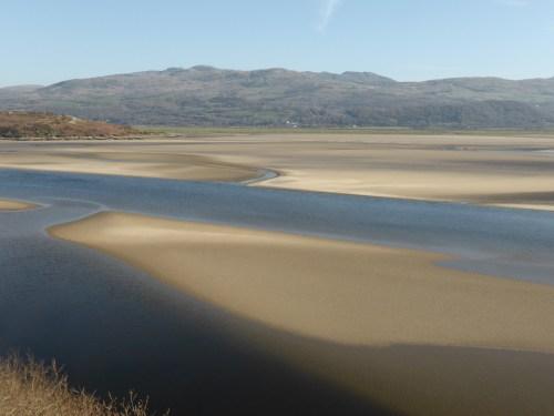view across estuary