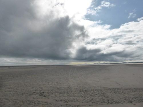 beach and big sky