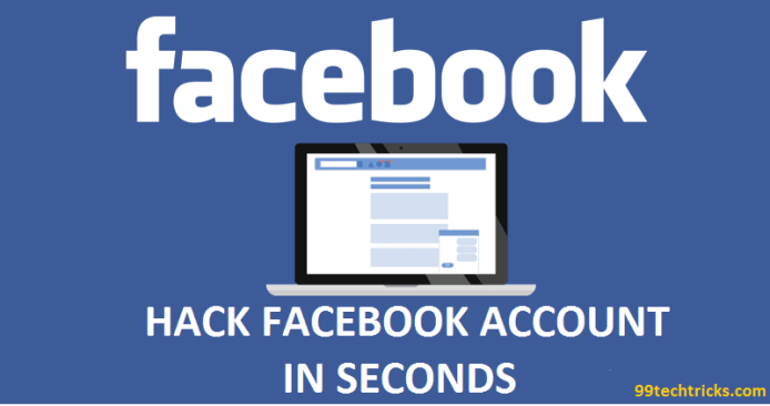 How To Hack Facebook Account Password Without Downloading Anything