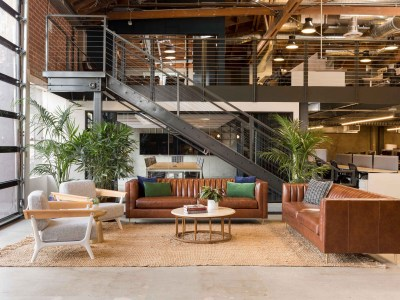 San Francisco office of Rapt Studio