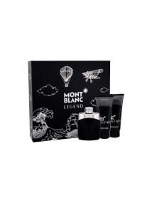 Mont Blanc Legend Gift Set Eau de Toilette 100ml, After shave balm 100ml and Shower gel 100ml