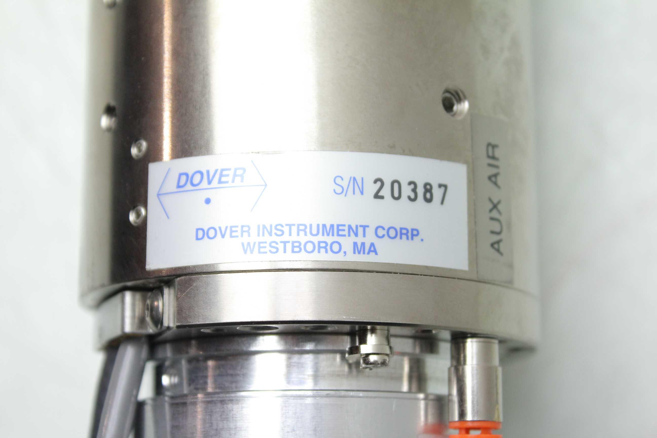 kubler encoder wiring diagram warn 9 5 xp dover motion revolution xl air bearing high speed spindle
