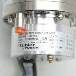 Kubler Encoder Wiring Diagram High Resolution Skeleton Dover Motion Revolution Xl Air Bearing Speed Spindle