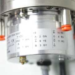 Kubler Encoder Wiring Diagram Types Of Numbers Venn Dover Motion Revolution Xl Air Bearing High Speed Spindle