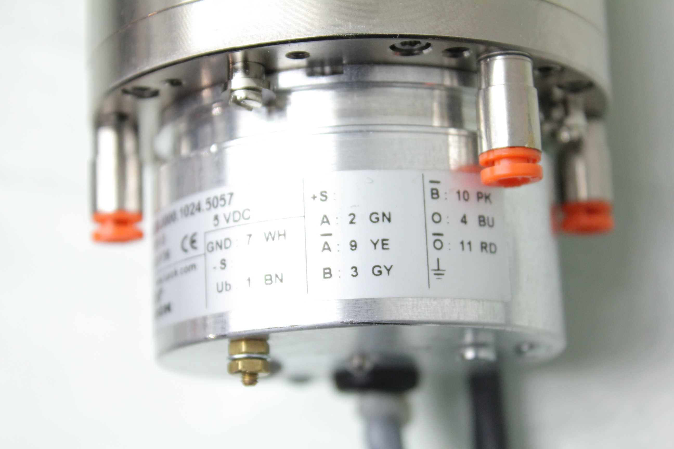 kubler encoder wiring diagram car dover motion revolution xl air bearing high speed spindle