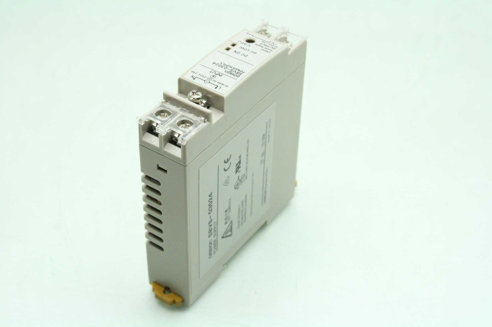omron 24v relay wiring diagram 7 way blade trailer s8vs 03024 automation power supply 30w ebay