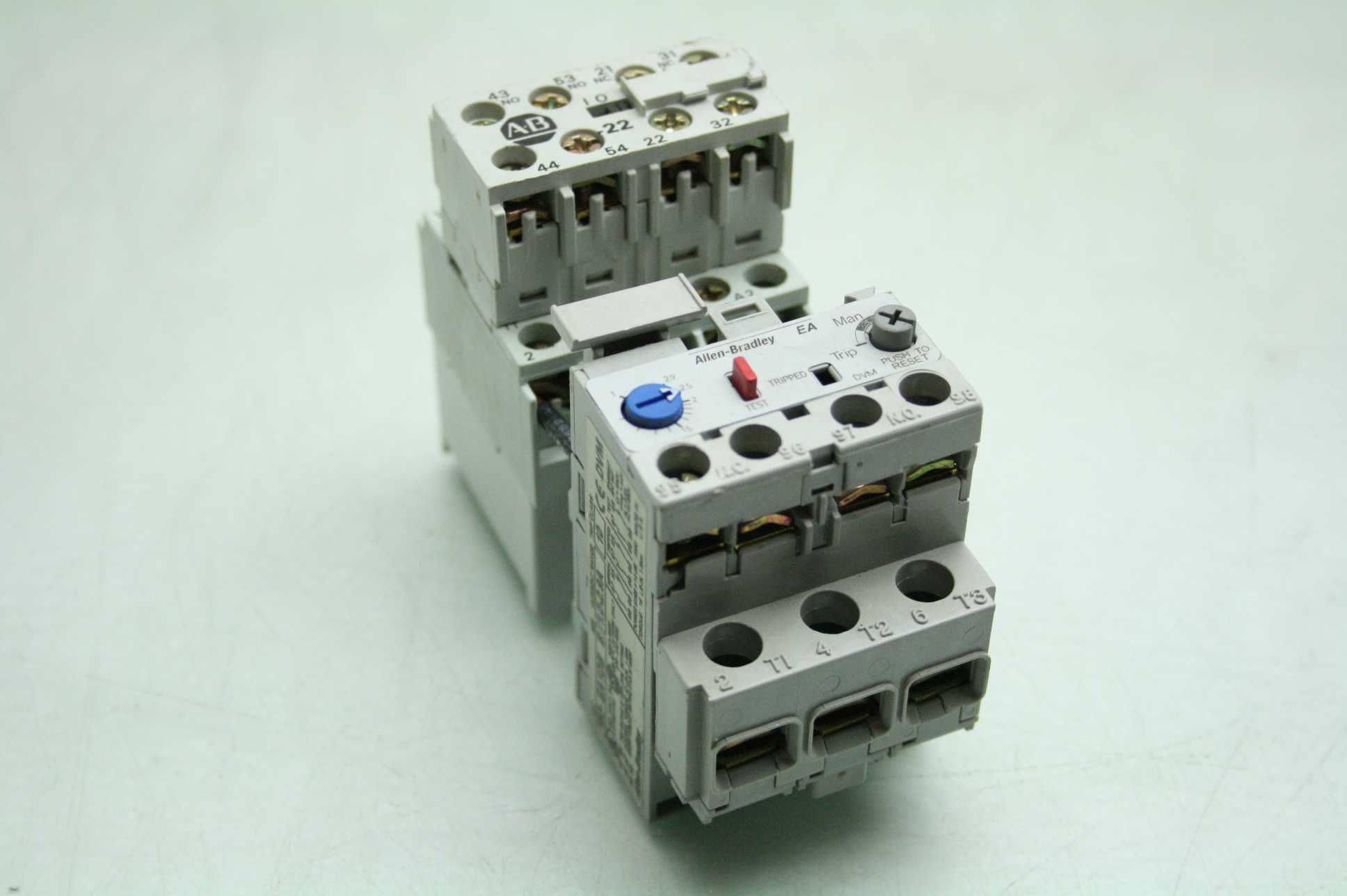allen bradley safety contactor wiring diagram 2000 gmc safari radio 100 m05n 3 193 ea1d relay 195