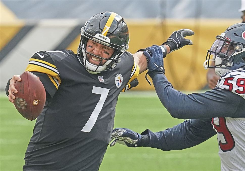 Ron Cook: Ben Roethlisberger honored to pass 'Iron Mike' Webster    Pittsburgh Post-Gazette