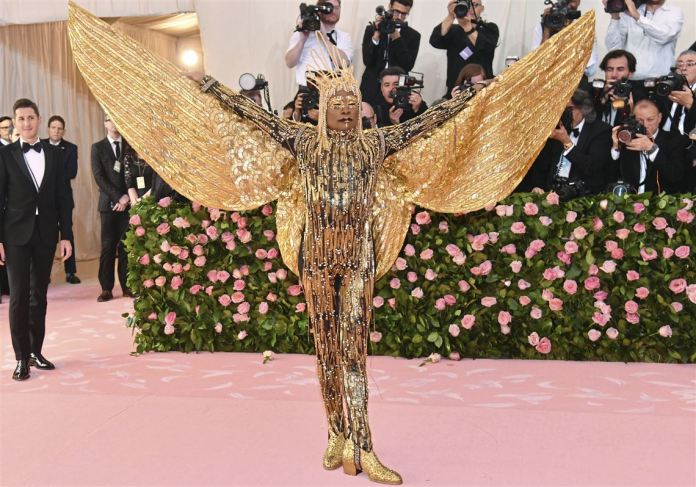 Image result for billy porter met gala