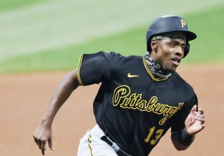 Ke'Bryan Hayes one-ups dad with five-hit night in Pirates victory | Pittsburgh Post-Gazette