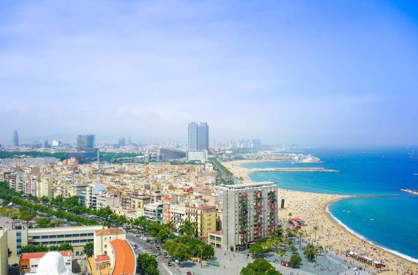 6 apps to use in Barcelona