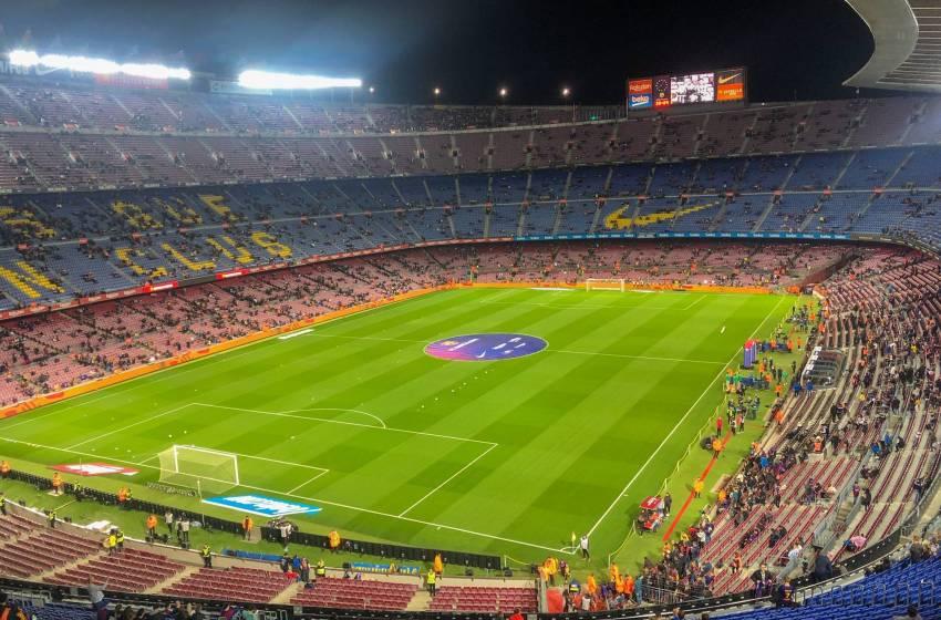 Camp Nou to change its name