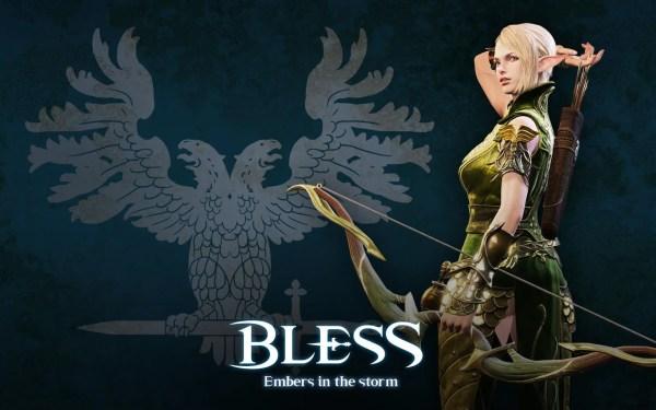 BLESS レンジャーのスキル
