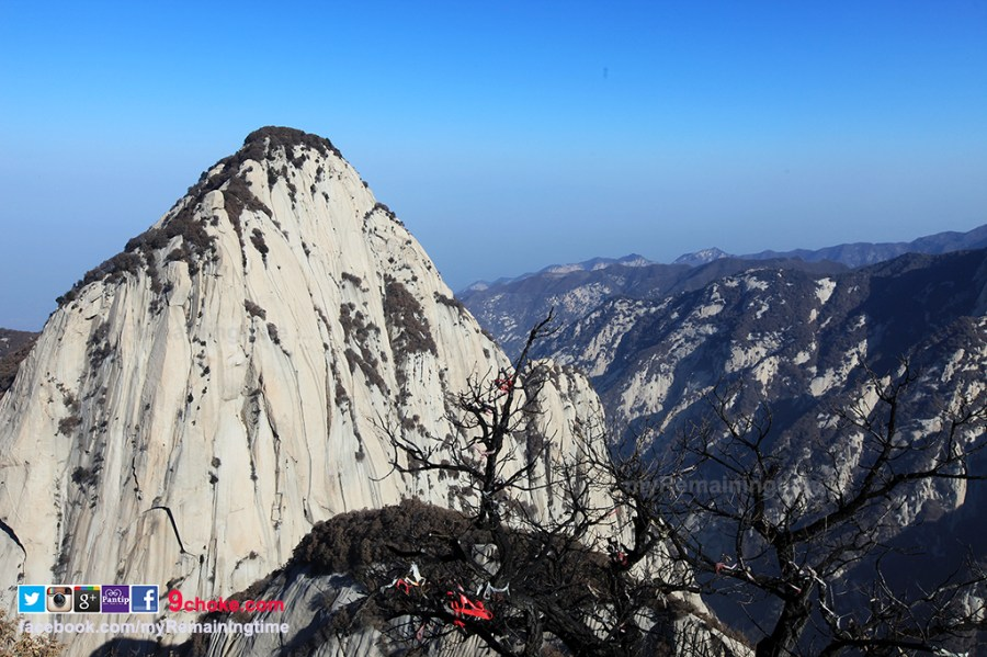 Hua Shan Mountain