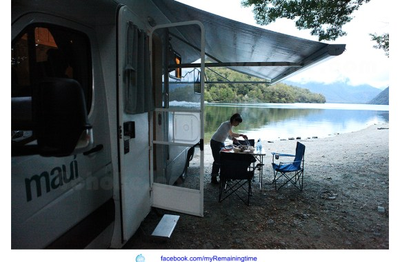 NEW ZEALAND :: Campervan รถบ้าน ขับยากมั๊ย หาที่จอดยากมั๊ย ข้างในเป็นยังไง แล้วเวลาไปจอดต้องทำอะไรบ้าง