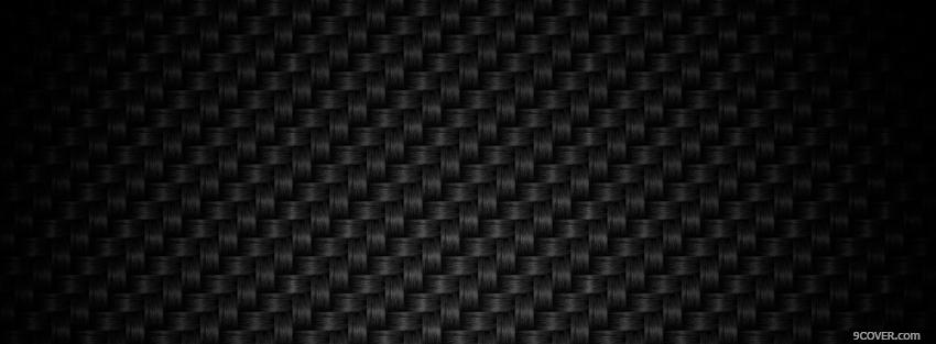 black abstract texture photo