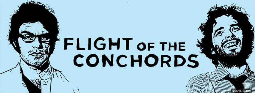 Image result for free to use image of flight of the conchords