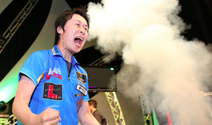 muramatsu haruki 村松治樹選手 むらまつはるき ダーツ スロー