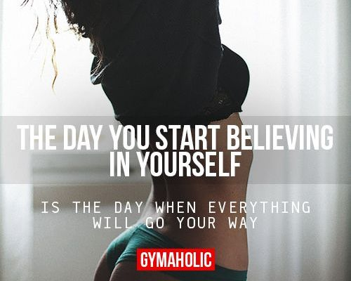 Are you Toxic? Join the 9 day detox | The Day You Start Believing In Yourself is the day when everything will go your way Are you toxic? Take the Quiz ->