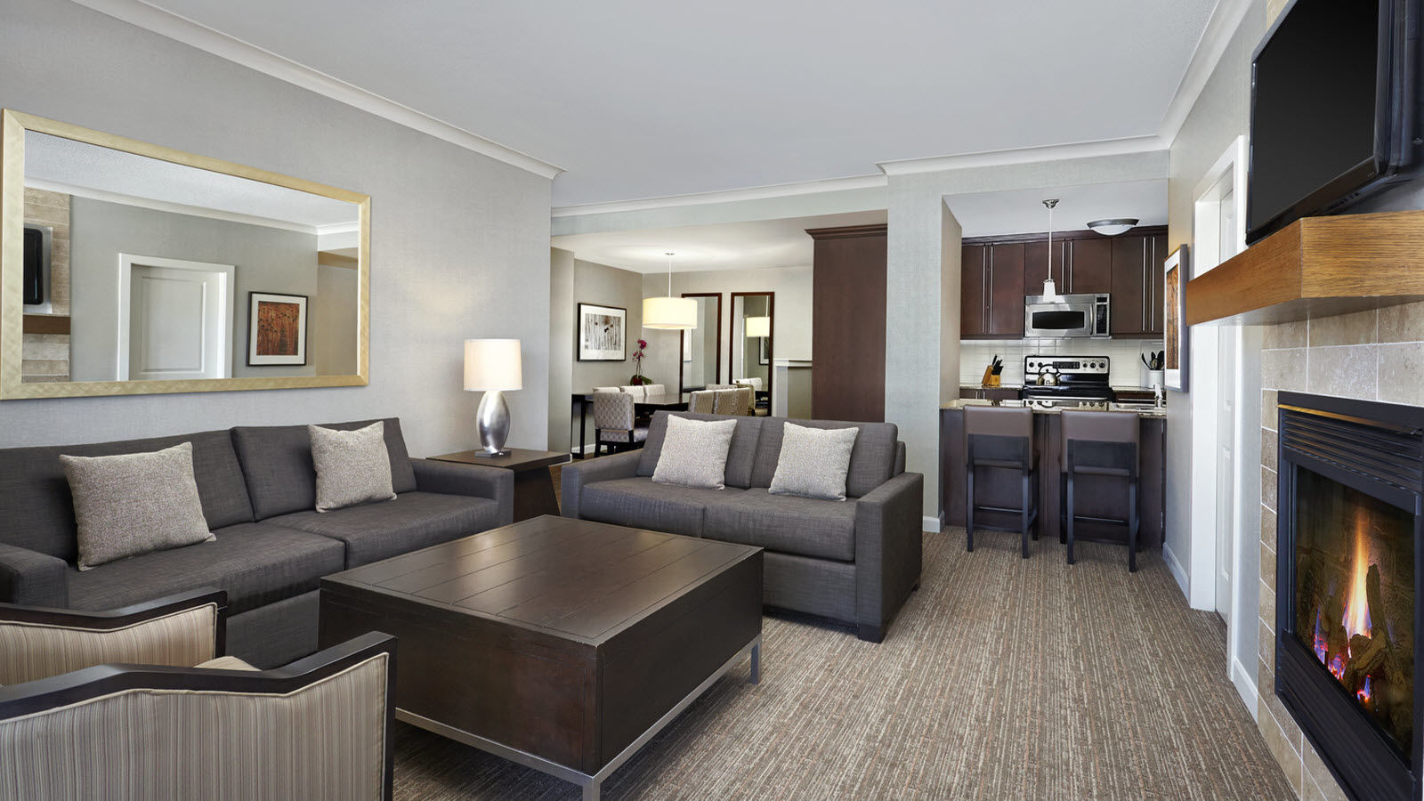 One Bedroom Suite  The Westin Trillium House Blue Mountain