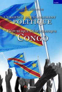 couverture du livre la nécessité de changer de politique en RDC