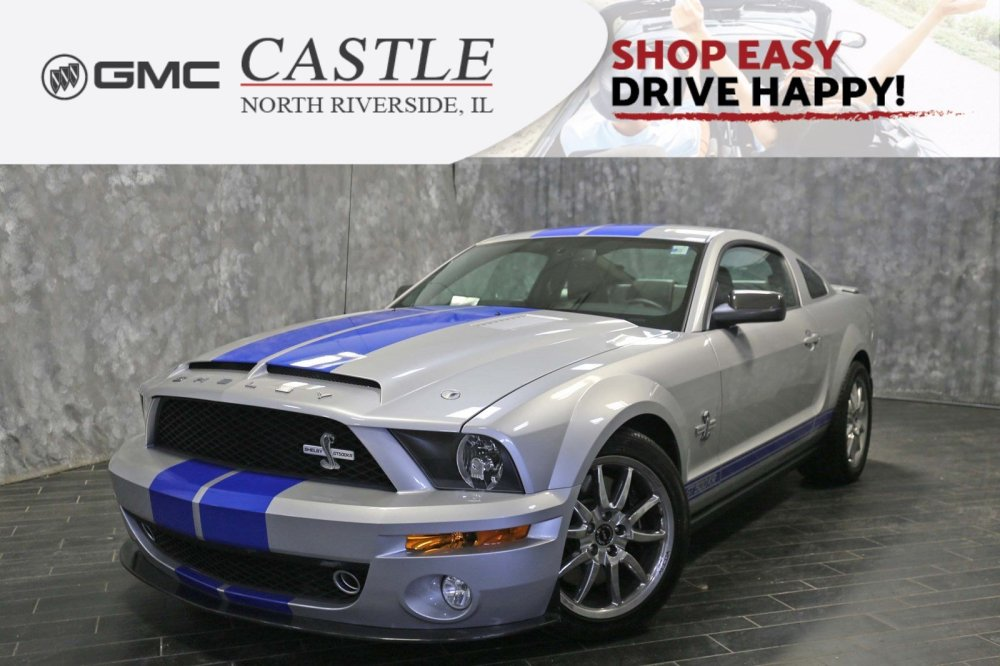 medium resolution of pre owned 2009 ford mustang shelby gt500