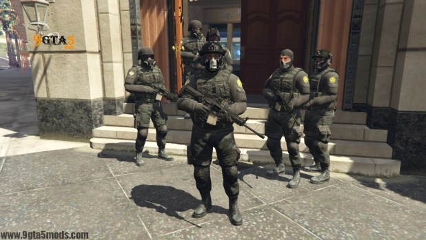 swat ghost team gta 5