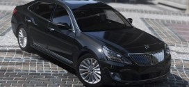 2015 Hyundai Equus VS500 (VI) – gtaV car