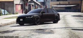 GtaV Car – 2016 Audi RS6 C7 Performance V1.4 [Add-On|Tuning|Liveries]