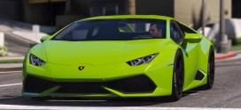 GtaV Car – 2015 Lamborghini Huracan