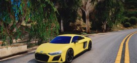 GtaV Car – Audi R8 2020 V1.3 [Add-On|FiveM]