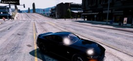 GtaV – Ford Mustang GT 2018 V1.1 [Add-On / Replace]