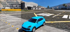 GtaV – Porsche Cayenne S 2018 V1.1 [Add-On|Replace]