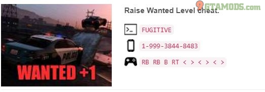 FUGITIVE - Free Game Hacks